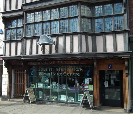 Tewkesbury Heritage & Visitor Centre